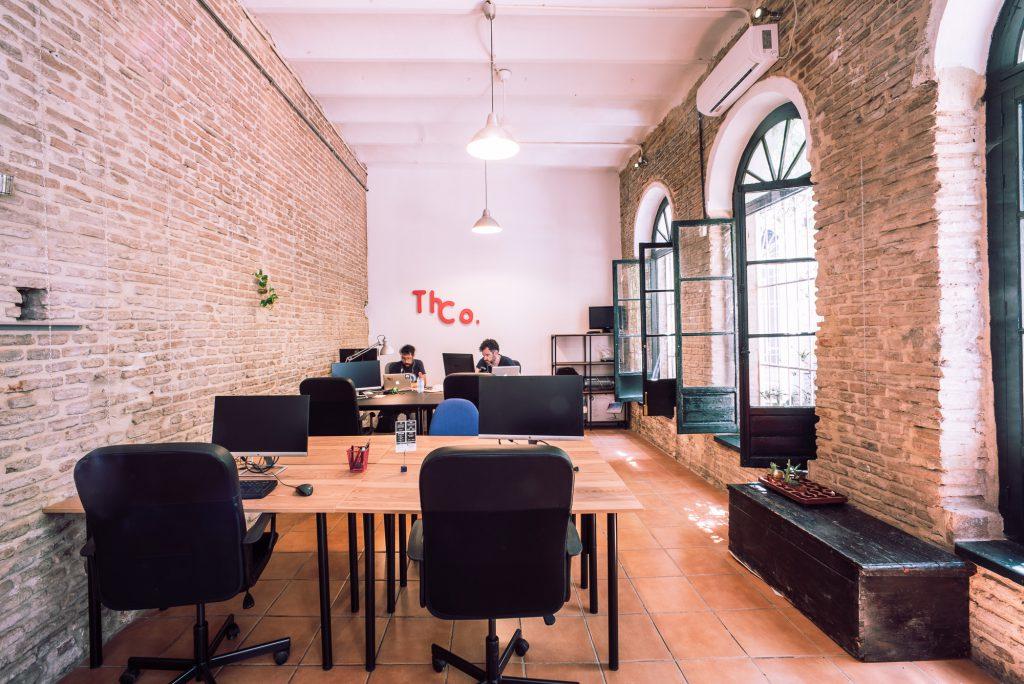 Espacios reuniones profesionales Sevilla