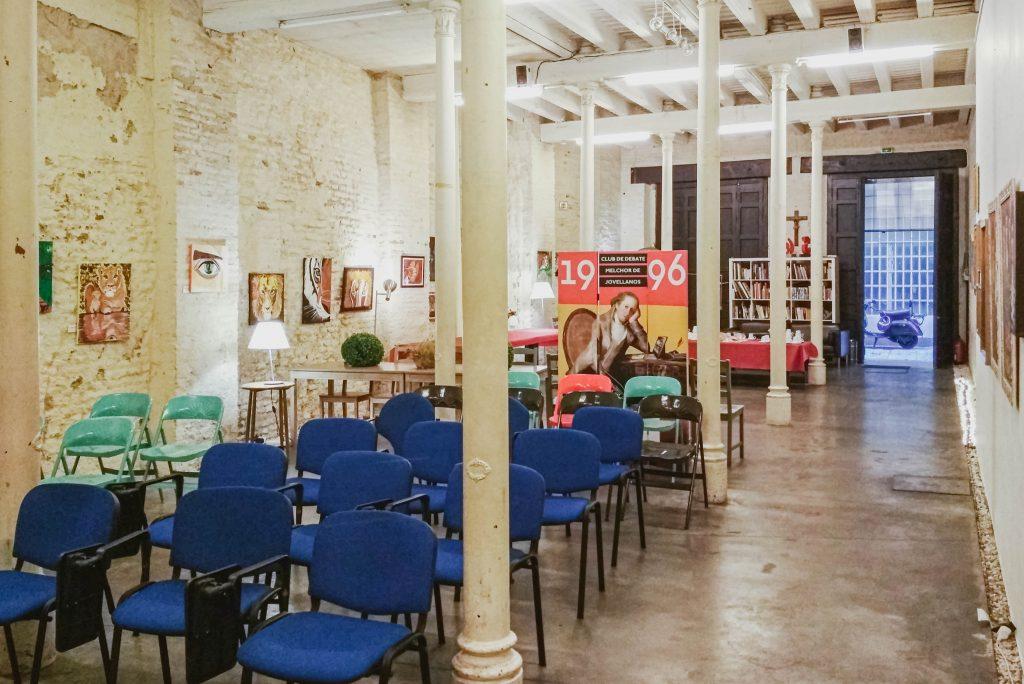 Reuniones profesionales centro Sevilla